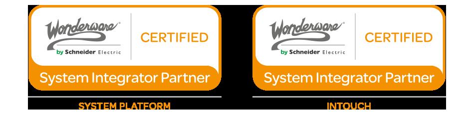 Certifikácie Wonderware