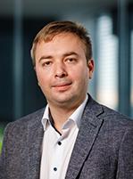Ing. Andrej Bališ, obchodný riaditeľ a člen predstavenstva spoločnosti TEMPEST