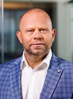 Ing. Roman Kriško, obchodný riaditeľ a člen predstavenstva spoločnosti TEMPEST