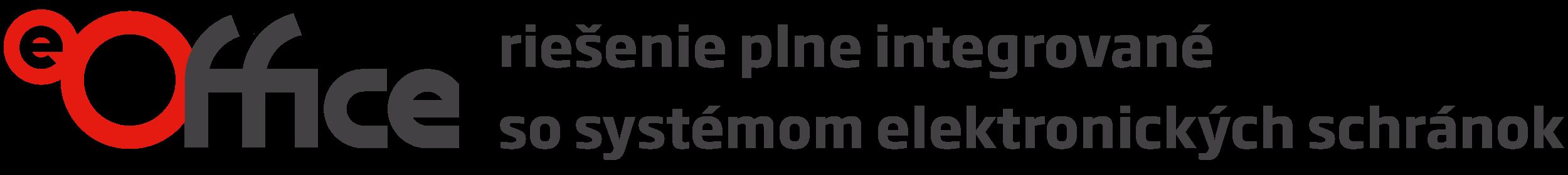 Povinná aktivácia elektronických schránok na portáli slovensko.sk pre právnické osoby - riešenie eOffice