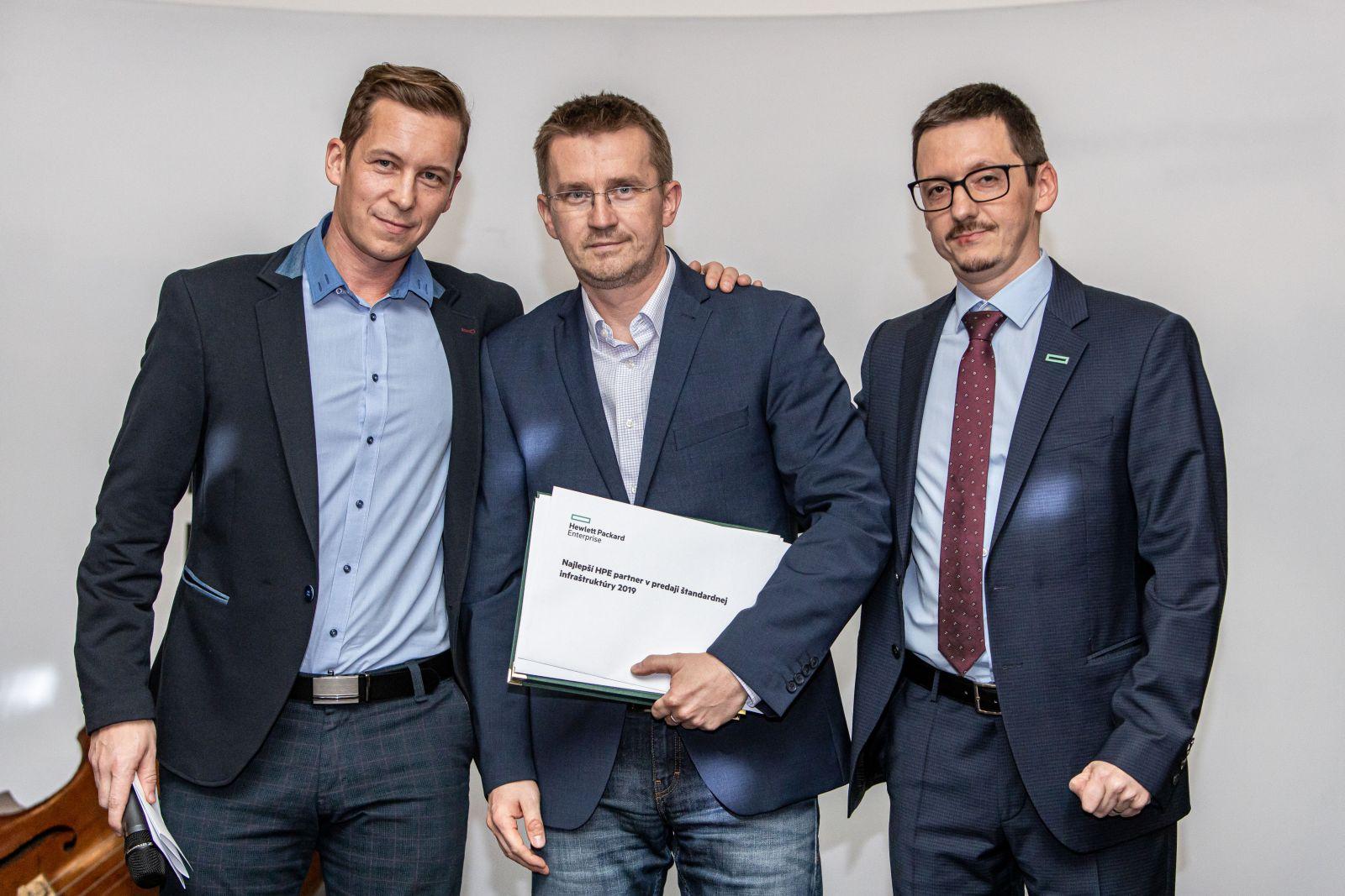 HPE partner roka 2019