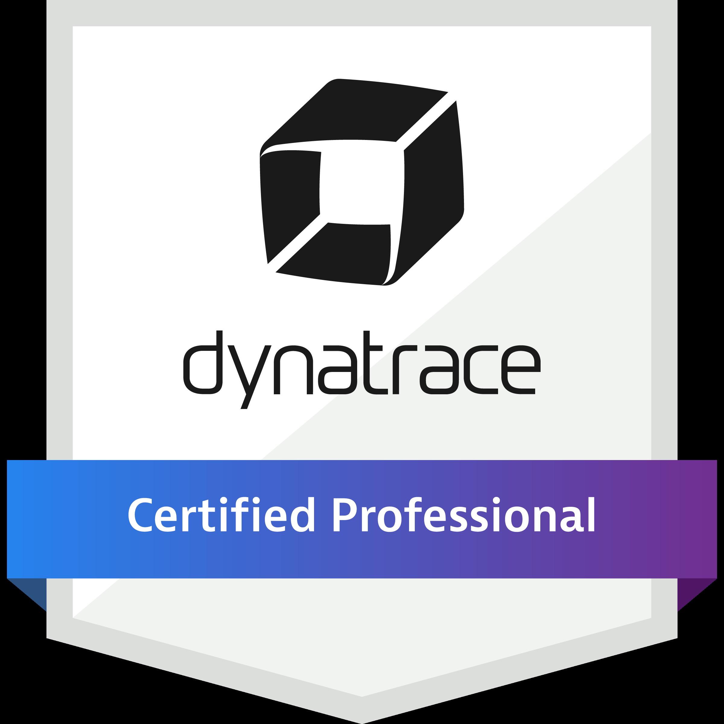 Dynatrace Award