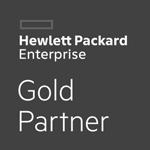 HPE - Gold Partner